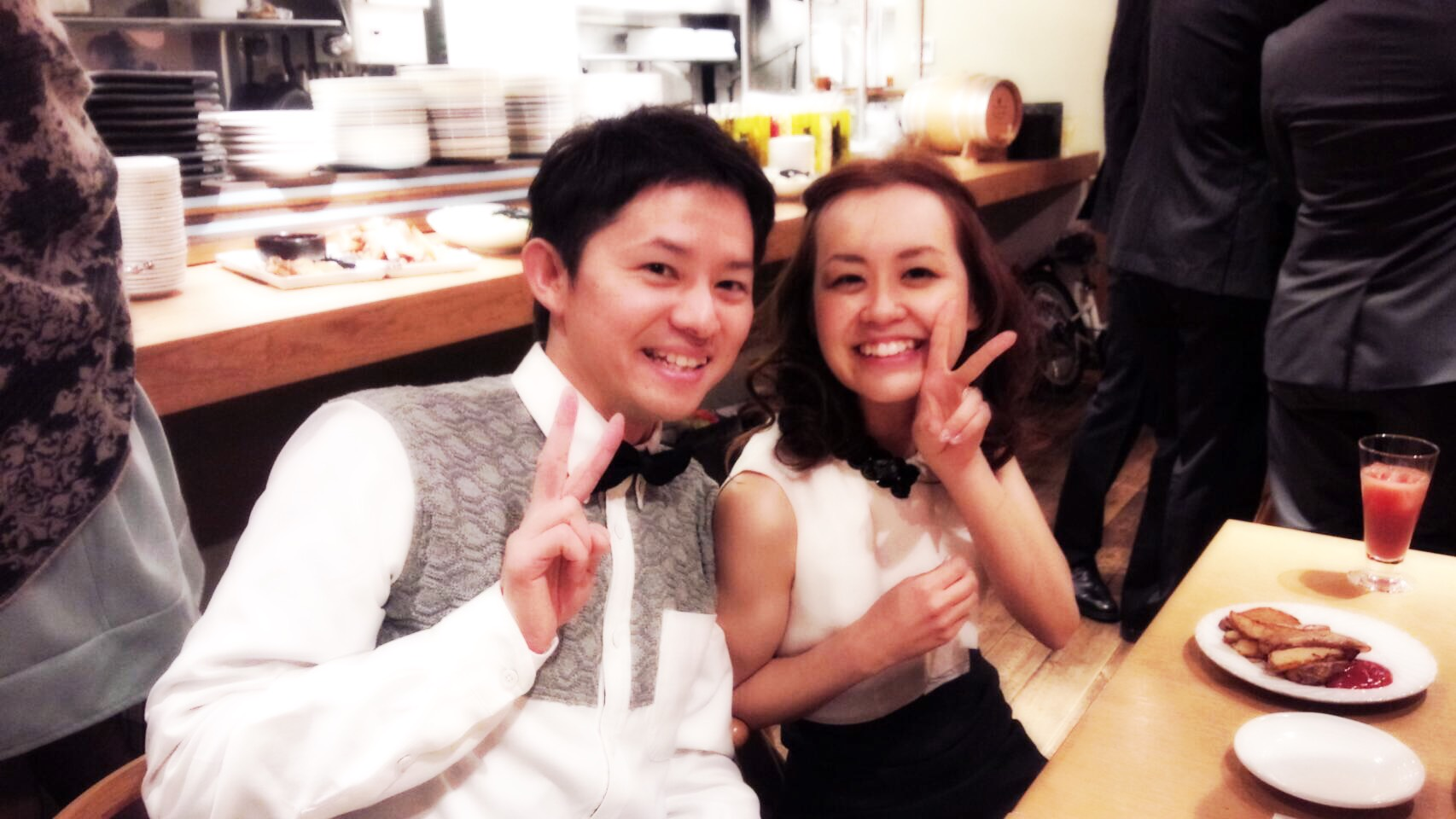 K夫妻 After-Wedding Party  in KICHI TO NARU KITCHEN
